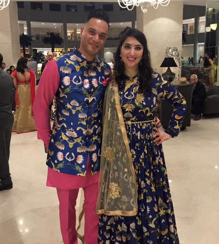 GetEthnic - Indian wedding Guest Dresses