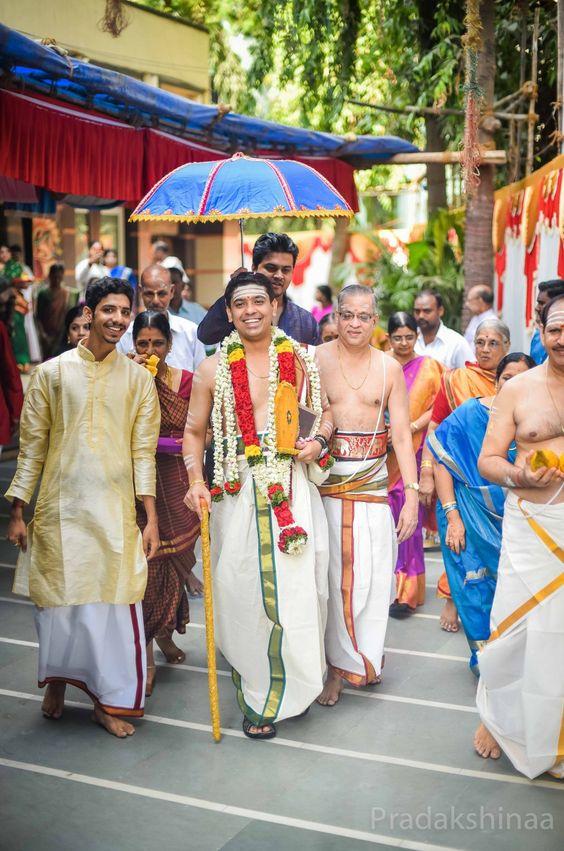 Kashi Yatra - South Indian Wedding