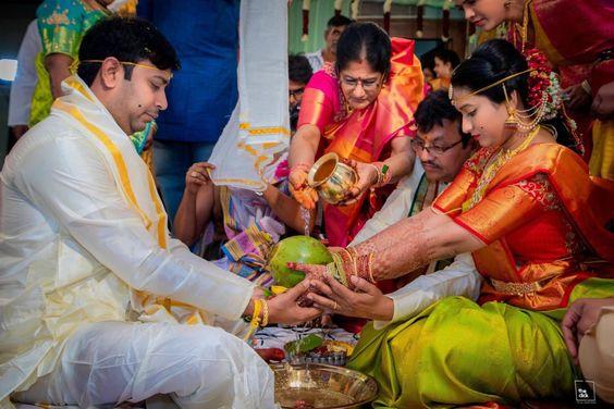 Kanayadaan - South Indian Wedding