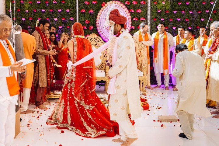 Phere - South Indian Wedding