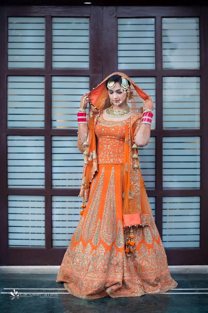 Gorgeous Custom Made Lehenga