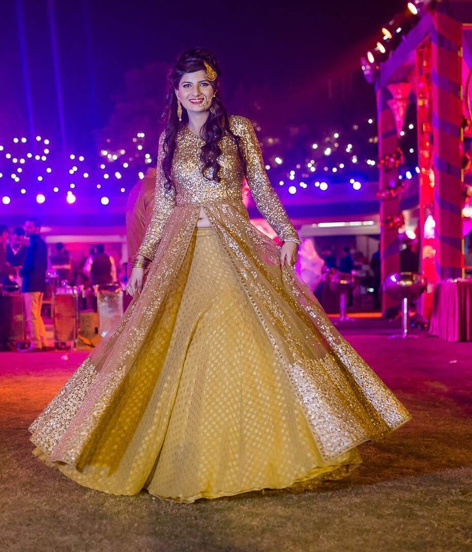 Beautiful Custom Made Lehenga