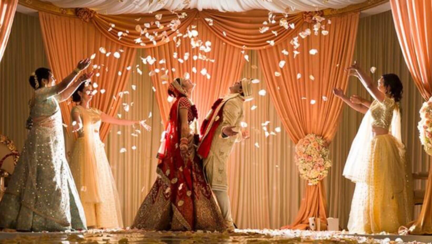 Indian Wedding Wear Bride Groom