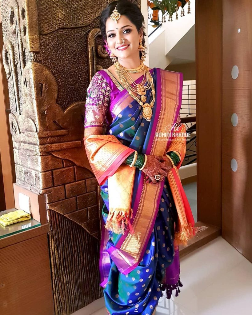 South Indian wedding sarees