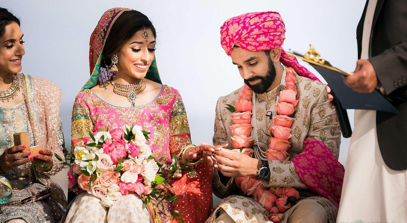 mangni in Muslim Wedding