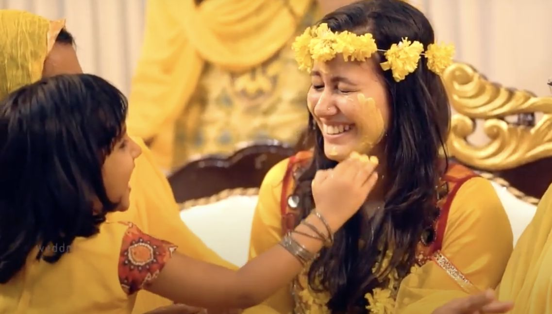 manja - Muslim wedding