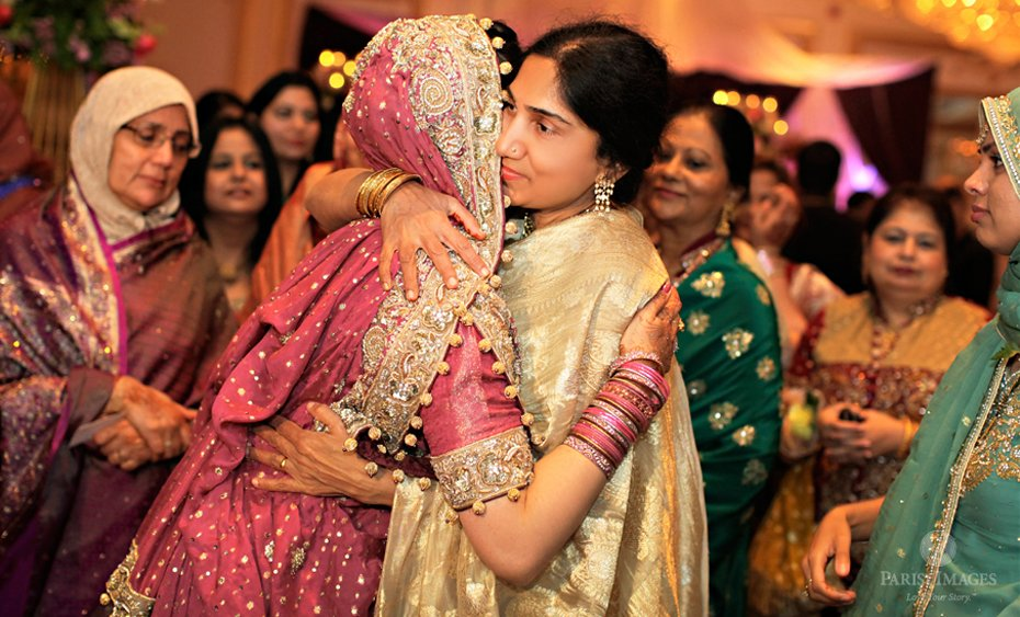 Ruksat in Muslim wedding