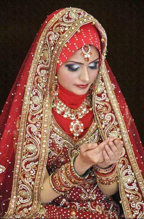 30 Muslim Wedding Dresses Bride Groom