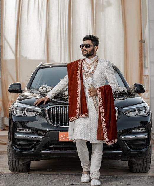 Indian Groom Outfit