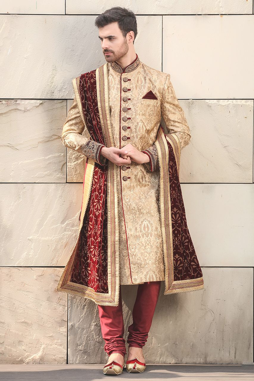 Indian Groom Outfits